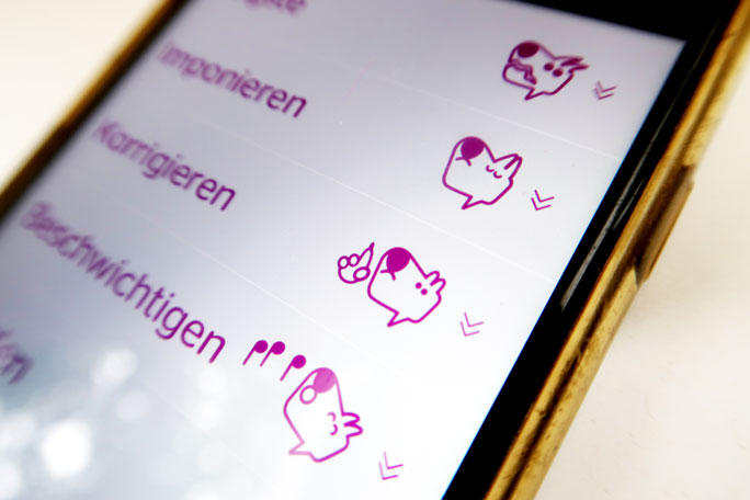 Dogdict Screen Icons