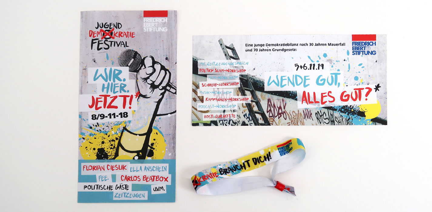 Fes Jup Festival Einladung