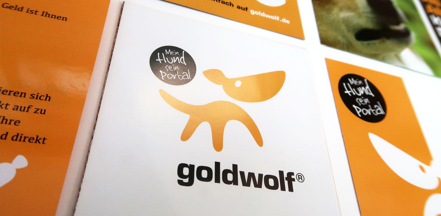 Goldwolf Logo