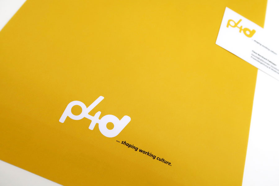 p4d Briefbogen