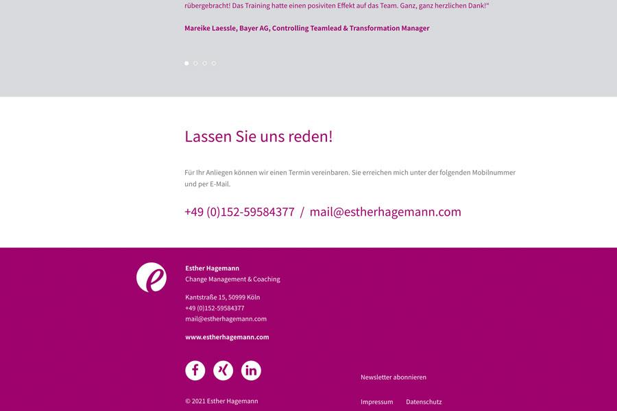 Web Esther Hagemann Footer