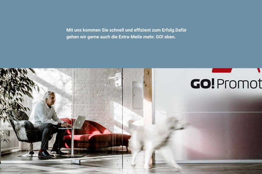 Web Go! Promotion Zitat